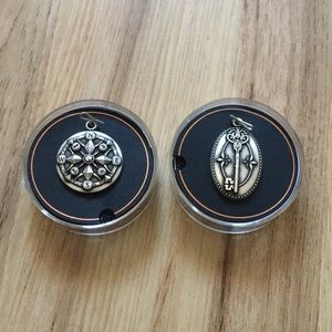 Alex and Ani necklace charms NWT
